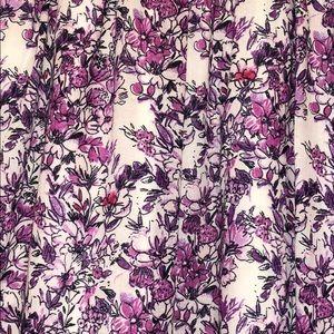 Express Dresses - Express size 4 floral summer dress